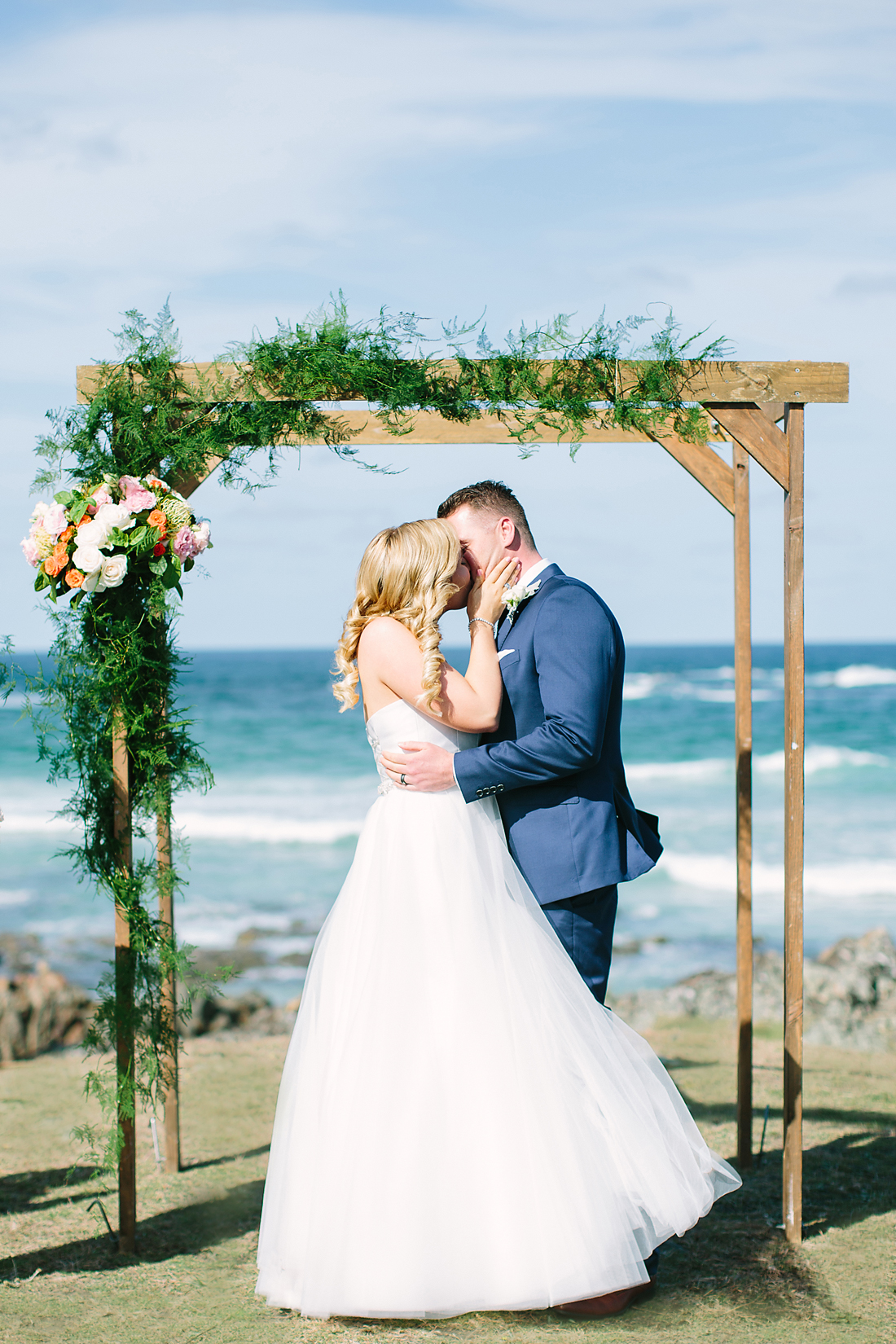 Osteria kingscliff wedding photographer