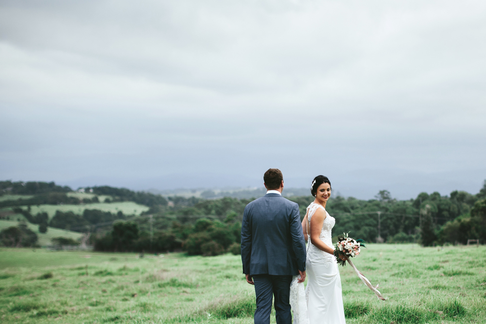 Byron View Farm Wedding